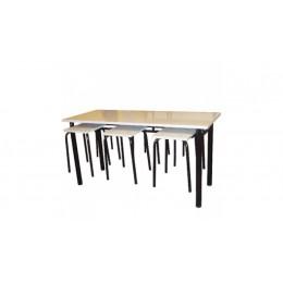 Комплект для столовой, 4 места